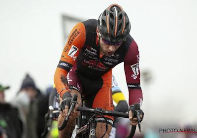 Rob Peeters verkiest de VS boven Brico Cross in Eeklo om belangrijke UCI-punten te verdedigen