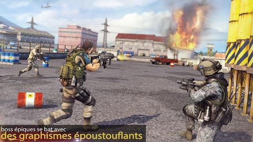 neuf pistolet tournage FPS 3D: action Jeux fond d'écran 2