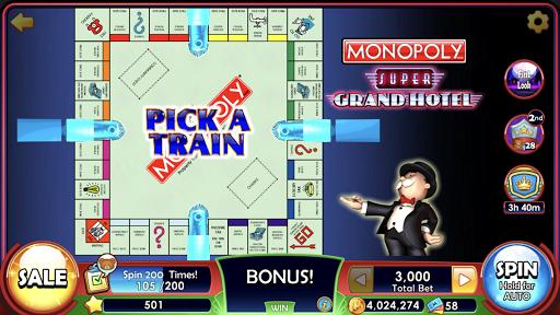 MONOPOLY Slots u2013 Free Slot Machines & Casino Games 2.0.1 screenshots 3
