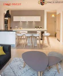Appartement 2 pièces 43,66 m2