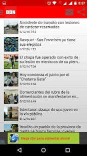 Dosis De Noticias- screenshot thumbnail