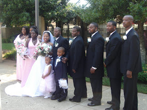 Photo: The bridal party