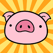 Piggy Highway : Free casual game icon