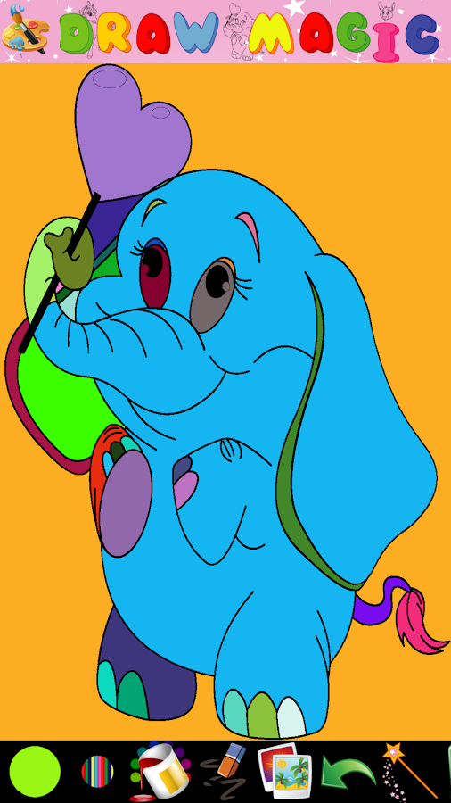 Coloring Pages for kids 2- screenshot