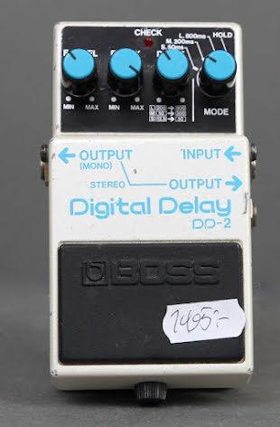 Boss DD-2 USED. Good condition. No box.