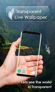 Transparent Live Wallpaper 13.8 MOD Apk Download 2