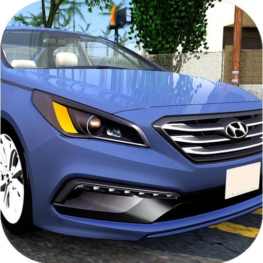 Car Racing Hyundai Game