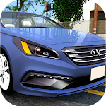 Car Racing Hyundai Game Icon