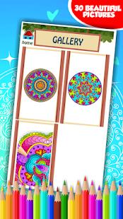 Tải Mandala màu cuốn sách APK