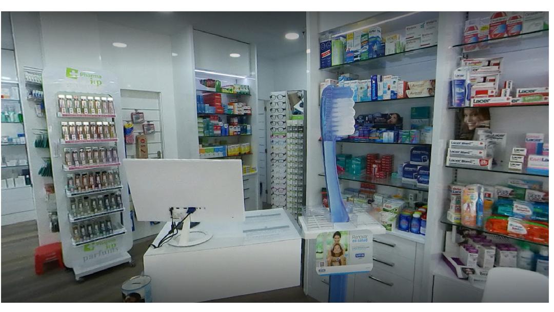 Resultado de imagen de farmacia tijoco