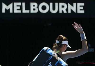 Garbiñe Muguruza verloor in de eerste ronde van Wimbledon van de nummer 121 van de wereld