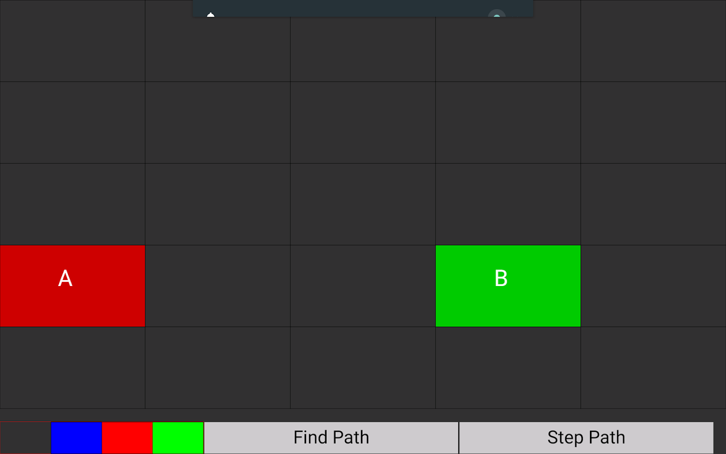 A* Pathfinding For Beginners- screenshot