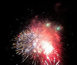Photo: Obvious... Fireworks