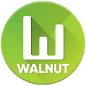 Walnut: Money Manager & AI-Based SMS Spam Blocker icon