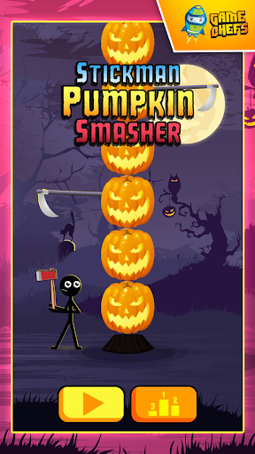 Stickman Pumpkin