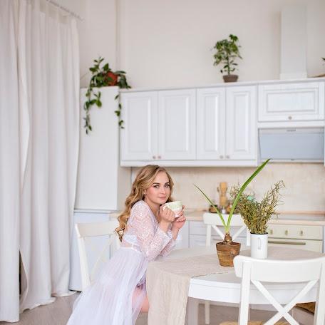 Wedding photographer Darya Carikova (tsarikova). Photo of 25.02.2018
