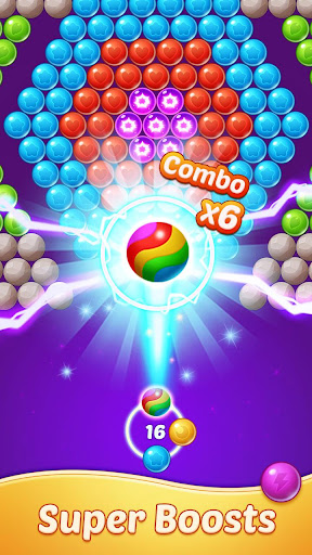 Bubble Shooter Pop-Blast Bubble Star 1.02.5009 screenshots 2