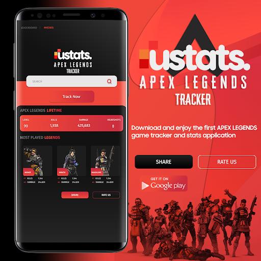 Tracker Stats for Apex Legends 1.4 screenshots 1