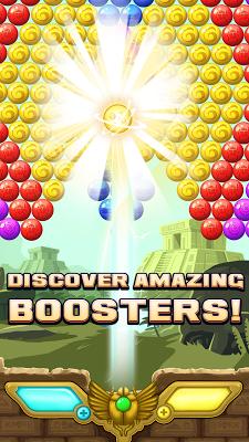 Bubble Shooter Raider - screenshot