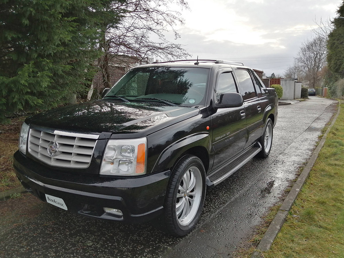 Cadillac Escalade Hire Glasgow