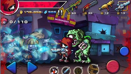 Zombie Diary 1.3.0 screenshots 4