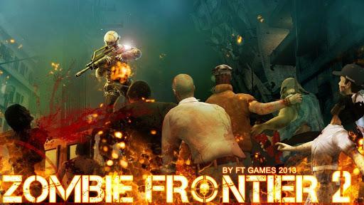 Télécharger Gratuit Zombie Frontier 2:Survive APK MOD (Astuce) screenshots 1