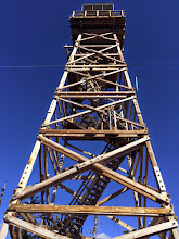Photo: Tower on Black Butte