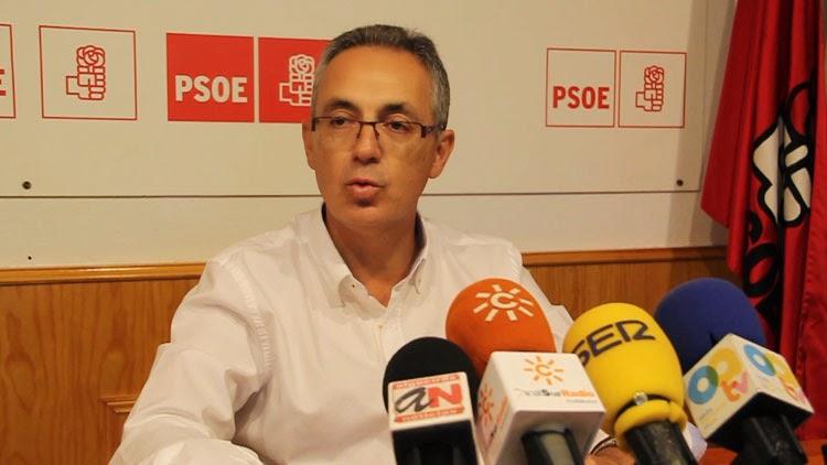 El PSOE lamenta que por un cajonazo del PP se  haya retrasado tanto el Acceso Sur