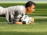 """Le gardien du PSG, Keylor Navas, a battu son ancien club, le Real Madrid : """"C'était un peu étrange"""""""