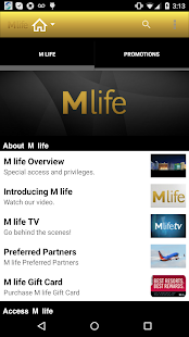 M life- screenshot thumbnail