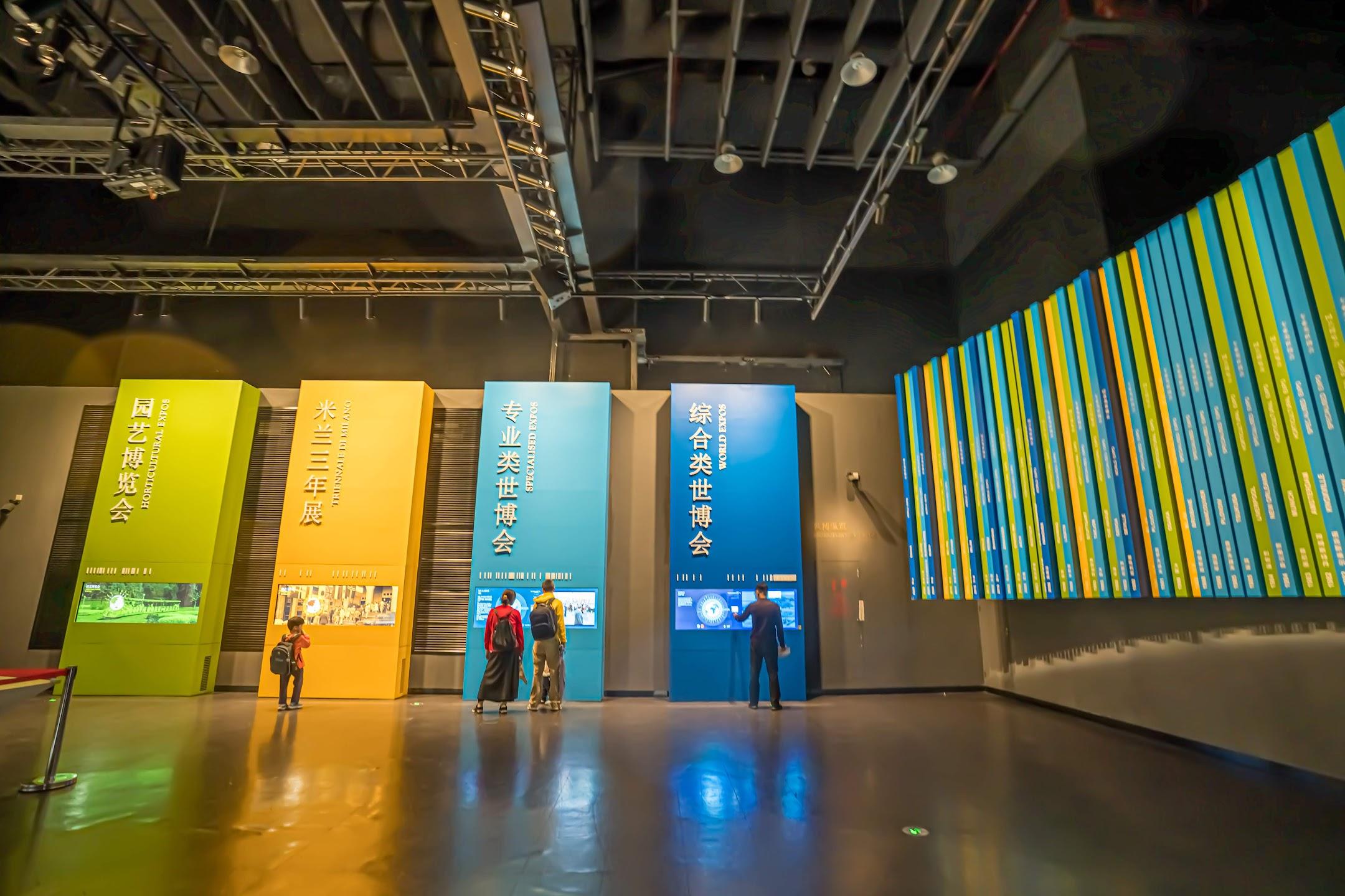 上海 世博会博物館 (World Expo Museum)1
