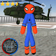 Amazing Spider Stickman Rope Hero Gangstar Crime APK