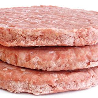 Beef Burger Patty Blend #BurgerWorld