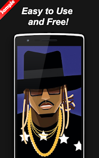 Future Rapper Wallpapers Art HD  - Zaeni - náhled