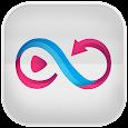 Boomerate Video reverse & loop
