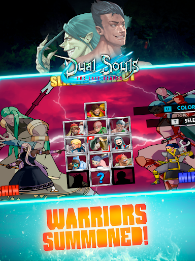 Dual Souls: The Last Bearer 3.090 screenshots 2