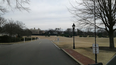 Photo: Approaching University of Richmond. During the American Civil War, the entire student body formed a regiment and joined the Confederate army. Richmond College's buildings were used as a hospital for Confederate troops and later as a Union barracks. The college invested all of its funds in Confederate war bonds, and the outcome of the war left it bankrupt. In 1866, James Thomas donated $5,000 to reopen the college. The T.C. Williams School of Law opened in 1870.