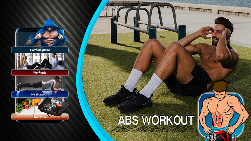 Abs Workout - 6 pack and Lose Belly Fat in 30 Days screenshot 8