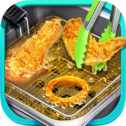 Deep Fried Food - Crazy Carnival