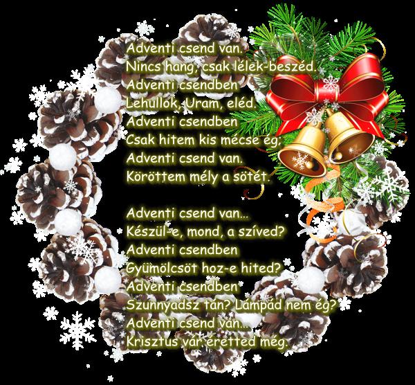 advent versek idézetek Marika oldala   ** Ünnep / Adventi versek