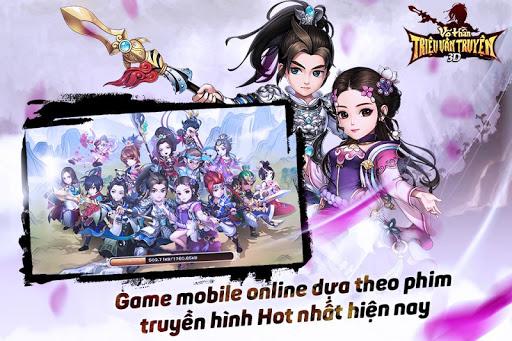 Võ Thần Triệu Vân Truyện 3D|玩策略App免費|玩APPs