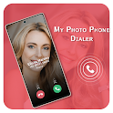 My photo phone dialer - Phone Dialer - Contacts icon