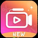 تصميم فيديو مع اغنية وصور icon