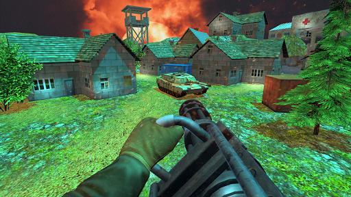 Commando Adventure Assassin: Free Games Offline  screenshots 6