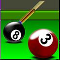 Billiards 3D icon