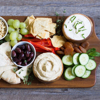 Mediterranean Platter Recipes