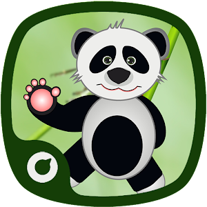Pretty Panda - Solo Theme Icon