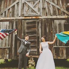 Wedding photographer Oksana Tysovska (springfrom). Photo of 23.10.2015