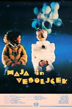 Photo: Jane Kavčič (Emil Filipčič in Jane Kavčič): Maja in vesoljček (1988)