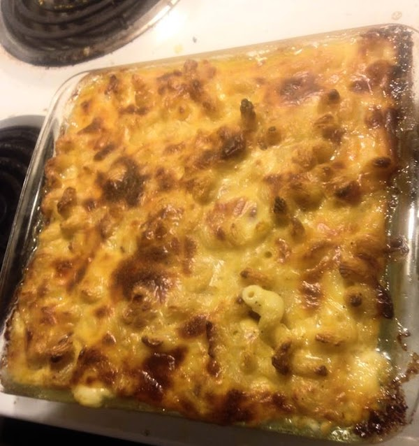 The New Englander ( Mac And Cheese) Recipe